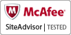 McAfee Security Tested